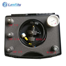 Kit de charge pour accumulateur, test de pression à l'azote, pression de précharge FPU-1, 5/16 bar, outil gonflable, 1-32unf 7/8UNF