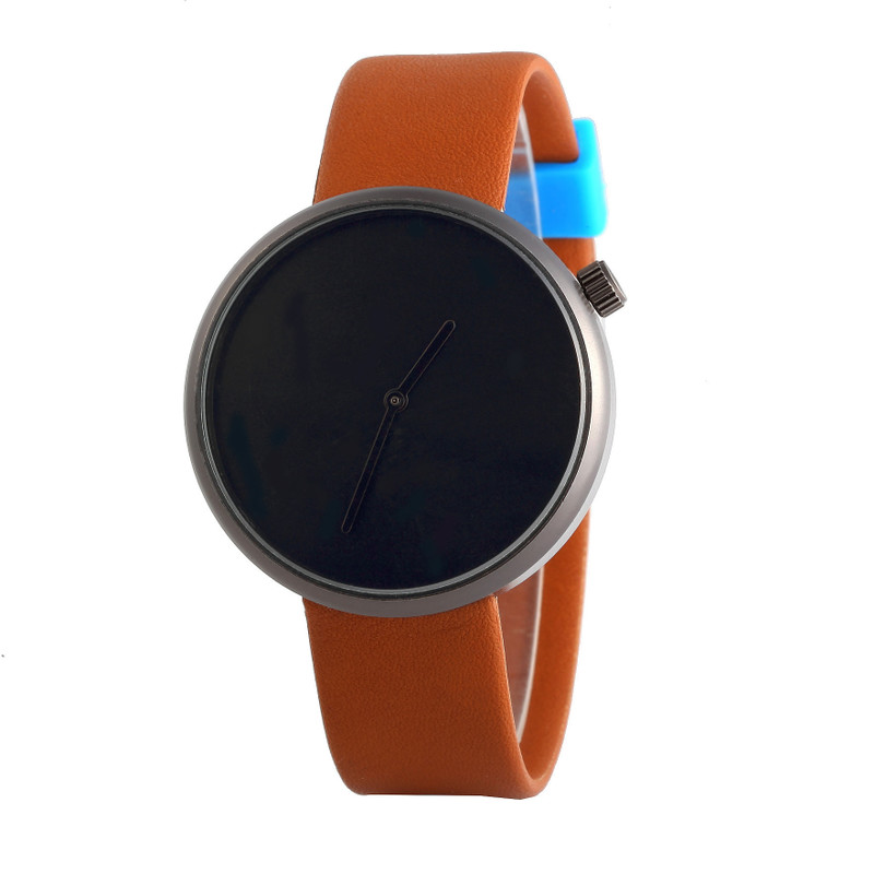Sell Like Hot Cakes Wish Cross-border Hot Style Men TOMii Two Needle Belt Table Personality Men Watch Wholesale Spot