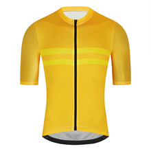 Fualrny Pro Cycling Jersey Men AERO Bicycle Jersey lightweight Mtb Seamless Process Bike Cycling Clothing Shirt Maillot Ciclismo