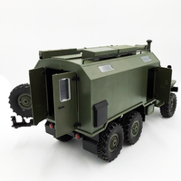 370 Motor Part Crawlers Transfer Gear Box Metal Accessories Bridge Device Trucks Spare Components Case RC Car For JJRC Q65