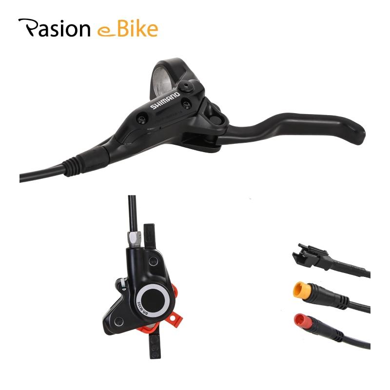 E BIKE Hydraulic Brake Set MTB Electric Bike Brake for Bafang Hydraulic Brake SONDORS Power Cut Off Hydraulic Brakes eBike 355