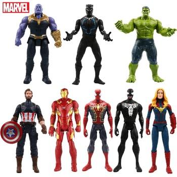 40 styl 12 #8221 30cm Marvel Avengers zabawki Venom kapitan Flash Superman Spiderman Thanos Hulk Iron Man Thor Model postaci prezent tanie i dobre opinie Disney CN (pochodzenie) Unisex None Montaż Wersja zremasterowana 8-11 lat 12-15 lat STARSZE DZIECI 14 lat 8 lat 6 lat