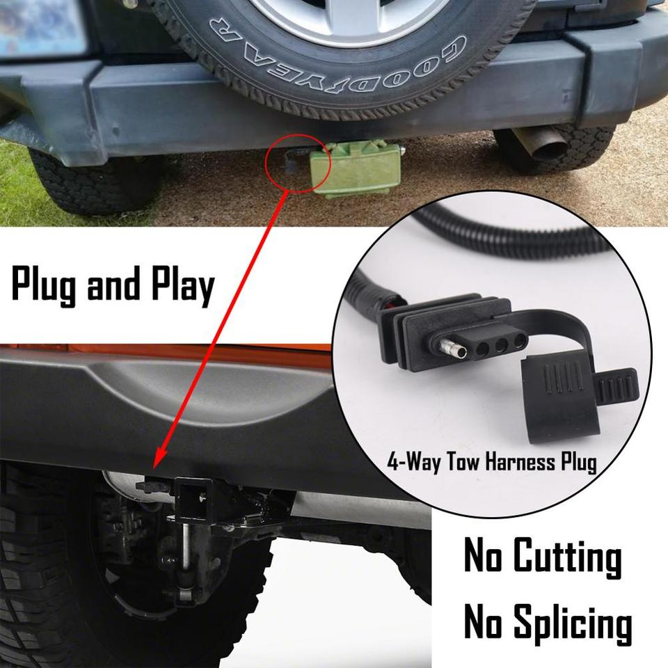 Jeep Jk Tow Hitch Wiring from ae01.alicdn.com