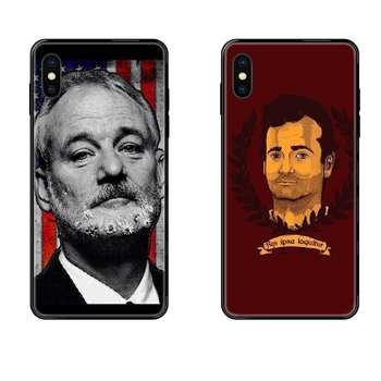 Famous Actor Bill Murray For Huawei Honor Mate Play V10 View 10 20 20X 30 Lite Pro Y3 Y5 Y9 Nova 3 3i Pro Special Luxury Black image