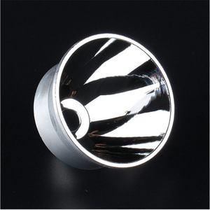 Convoy L6 Flashlight Smooth Reflector Flashlight Accessories For DIY 67.6mm x 48.2mm Camping Torch Hunting Lantern Lamp(China)