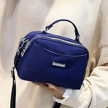 Handbags Nylon Women Bags Shoulder Small Waterproof Nylon Bag Ladies Crossbody Bags for Women 2019 Crossbody Bag Female Small jinqiaoer women nylon bag female messenger bag ladies crossbody bags for women handbags large shoulder bag bolsa feminina wh345