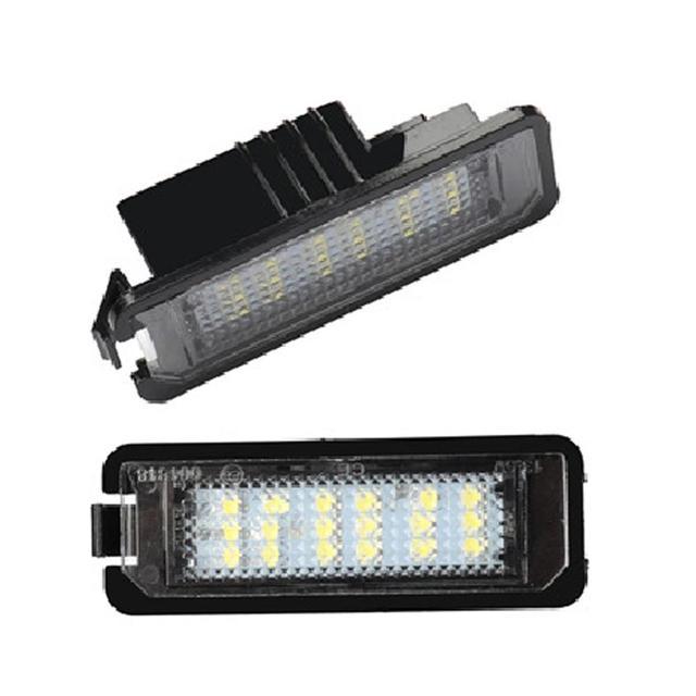 Купить 2 шт светодиодный светильник для номерного знака автомобиля картинки цена