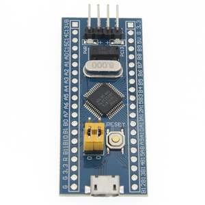Image 3 - 10 قطعة/الوحدة STM32F103C8T6 ARM STM32 الحد الأدنى تطوير نظام مجلس وحدة