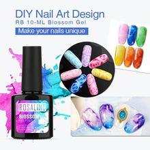 ROSALIND Smudge Gum Japanese Phototherapy Nail Glue QQ Glue Featured DIY Gel Nail Polish гель лак Nail Art patrisanail гель лак tweedtrend 472