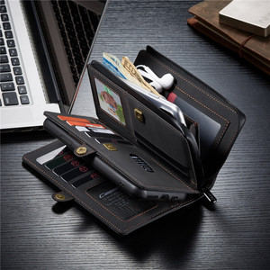 Image 2 - กระเป๋าหนังสำหรับiPhone 12 11 Pro XS Max XR X SE 2020 8 7 Plusสำหรับsamsung Note 20 Ultra 10 S20 A51 A71 Coque