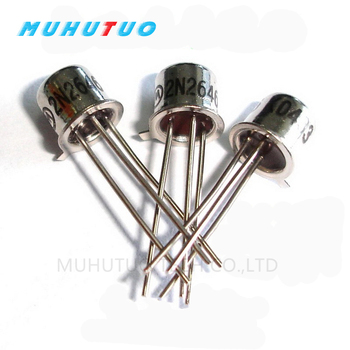 10PCS Transistor double-base diode 2N2646 ON/MOT MOS Field effect TO-18/TO-39 10pcs bc214c bc214 to 92 transistor
