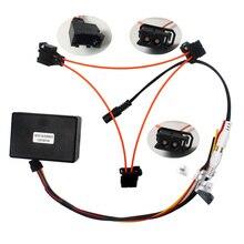 Декодер аудиовхода для Audi 2005-2009 a6 a6l a8 q7 AUX автомобильная 2G система внешнего аудиовхода оптоволоконного декодера