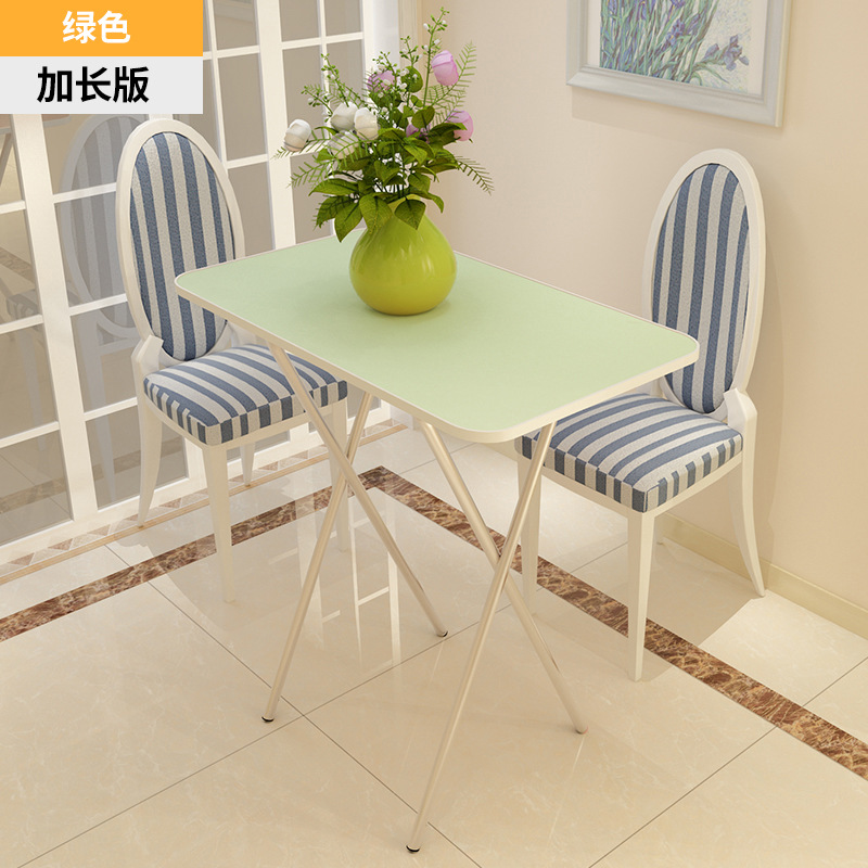 Folding Table Portable Small Apartment Home Table Students Writing Desk Computer Desk Foldable Table Outdoor Bai Tan Zhuo