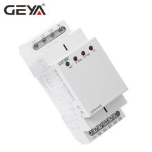 GEYA GRV8-09 Phase Sequence Relay Phase Failure Relay 8A 2SPDT Phase Monitoring Device 36mm Width цена и фото