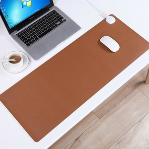 Mouse pad heating table warming hand warmer home office notebook keyboard waterproof writing pad