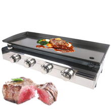 BBQ Griddle Barbecue-Tools Cooking-Plate Bbq-Grill ITOP Ce-Certification Plancha Iron