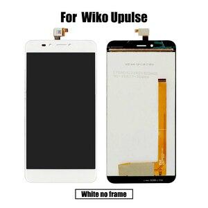 Image 5 - 新オリジナルの場合wiko upulse液晶 & タッチスクリーンデジタイザとフレーム表示画面モジュールアクセサリーアセンブリの交換ツール
