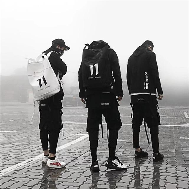 High Fasion Streetwear Backpack  4