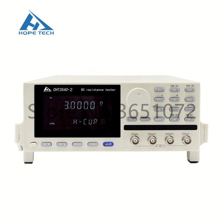 CHT3540 2 DC Resistance Tester with Cheap Price Fast Shipping|Resistance Meters|   - title=
