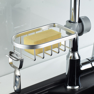Kitchen Faucet Sponge Holder A