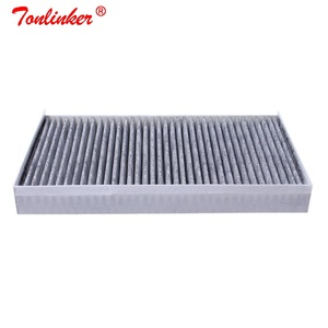 Image 1 - Cabin Filter A6398350247/A639835037 1 Pcs For Mercedes VIANO W639 2003 2019 VITO MIXTO Box VITO Bus Model Built in Carbon Filter