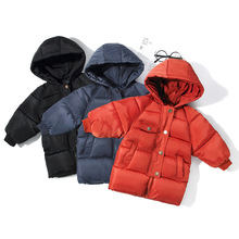 Brand Kids Toddler Boys Jacket Coat & Jackets for Children Outerwear Clothing Casual Baby Girls Clothes Autumn Winter Parkas стоимость