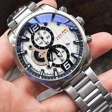 Mens Watches Top Luxury Brand Waterproof Sport Wrist