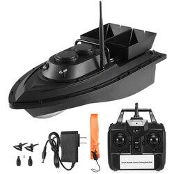 Inteligente Barco de cebo de pesca de RC D11 500M de Control remoto de juguete barco de pesca alcance remoto buscador de peces barco bote