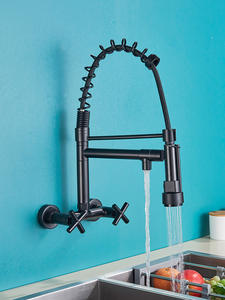 Kitchen Faucet Wall-...