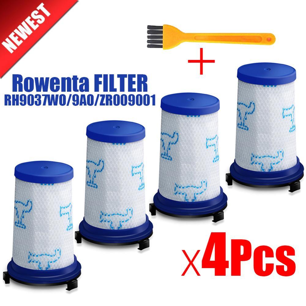 Rowenta Filter Kit HEPA Rowenta Force 360 X-Pert RH9051 RH9057 RH9059 RH9079 RH9081 Vacuum Cleaner Parts Filters Kit Accessories