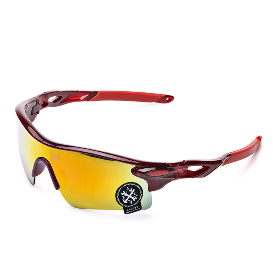 Riding Bicycle Glasses UV400 Outdoor Fashion & Sports Mountain Climbing Fishing Wind-proof Glasses