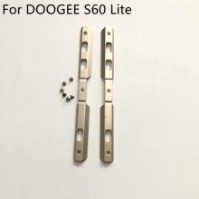 Чехол для телефона doogee s60 lite с боковой обрезкой + Винты