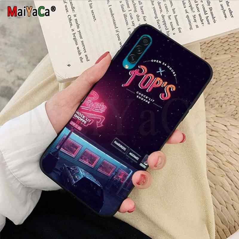 Maiyaca Riverdale (Chương Trình Truyền Hình Mới Được Ốp Lưng Điện Thoại Samsung J5 J72016 Pro J7 J8 2018 J7plus J7 Thủ A10 50 S 10 S 20 30 A9 2020