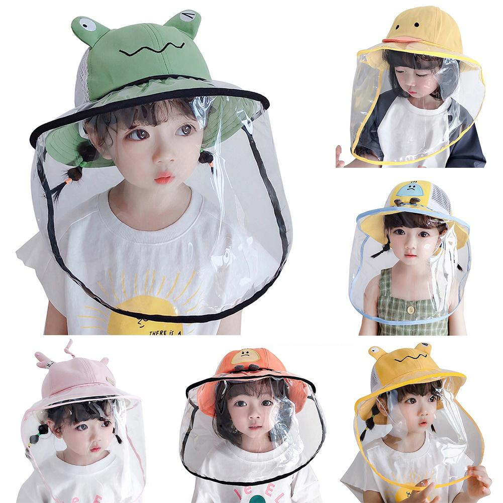 Adjustable Full Face Covering Cap Outdoor Summer Travel Unisex Breathable Anti-UV Sun-proof Visor Shield Visor (Hat Not Included