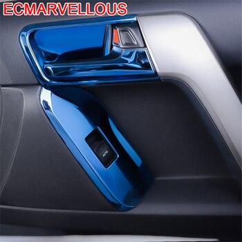 Auto Door Handle Automobile Chromium Decorative Car Styling Bright Sequins 10 11 12 13 14 15 16 17 18 19 FOR Toyota Prado