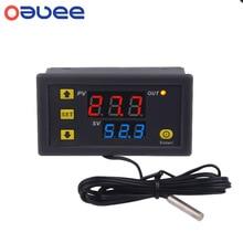 220V Regulator Sensor Cooling-Control Temperature-Controller Heating Digital W3230 Mini