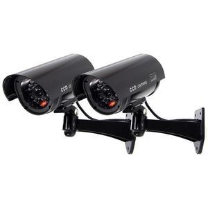 Image 1 - Faux caméras factice de 2 pièces