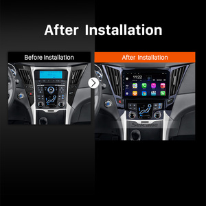 Image 5 - Seicane  All in One Android 10.0 Car Multimedia Player GPS Navigation system For 2011 2012 2013 20142015 HYUNDAI Sonata i40 i45