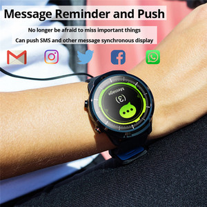 Image 5 - Men Smart Watch L5 S10 Plus L3 IP67 Waterproof Full Touch Screen Long Standby Smartwatch Heart Rate Weather PK Honor