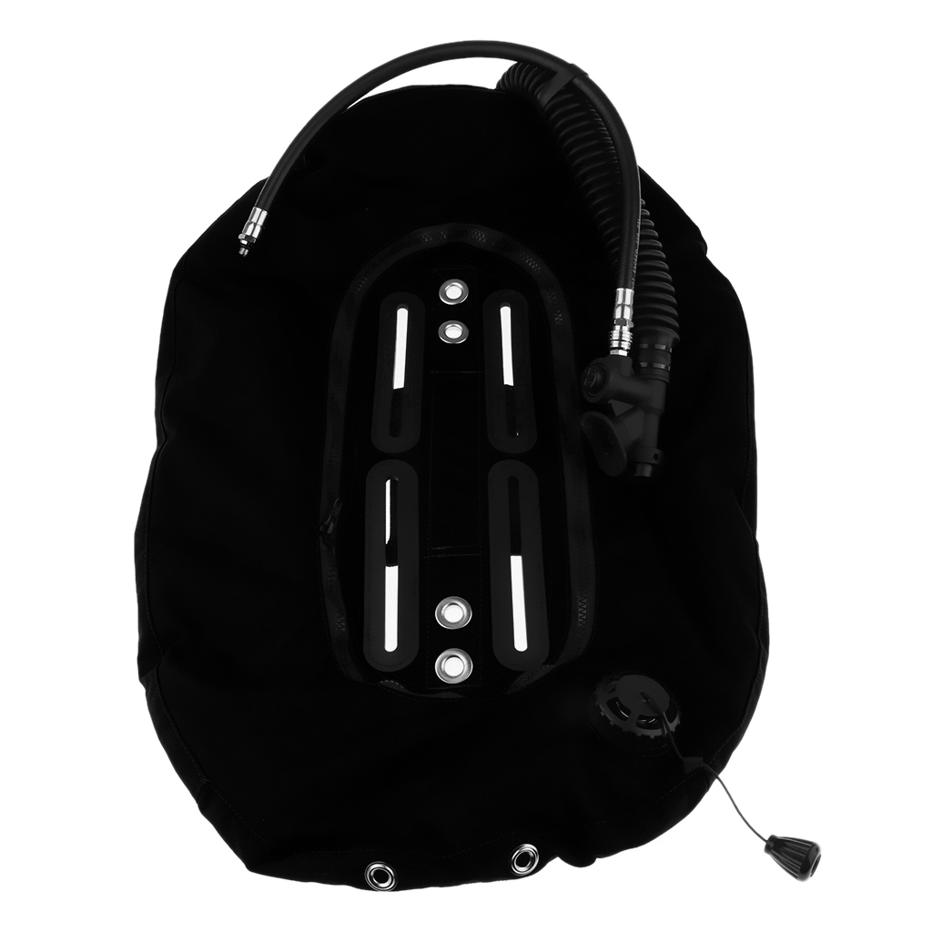 BCD Diving Donut Wing With Single Tank 30lb/13.3kg Scuba Diving Freediving Spearfishing Gear Tech Diving For Under Water Diving