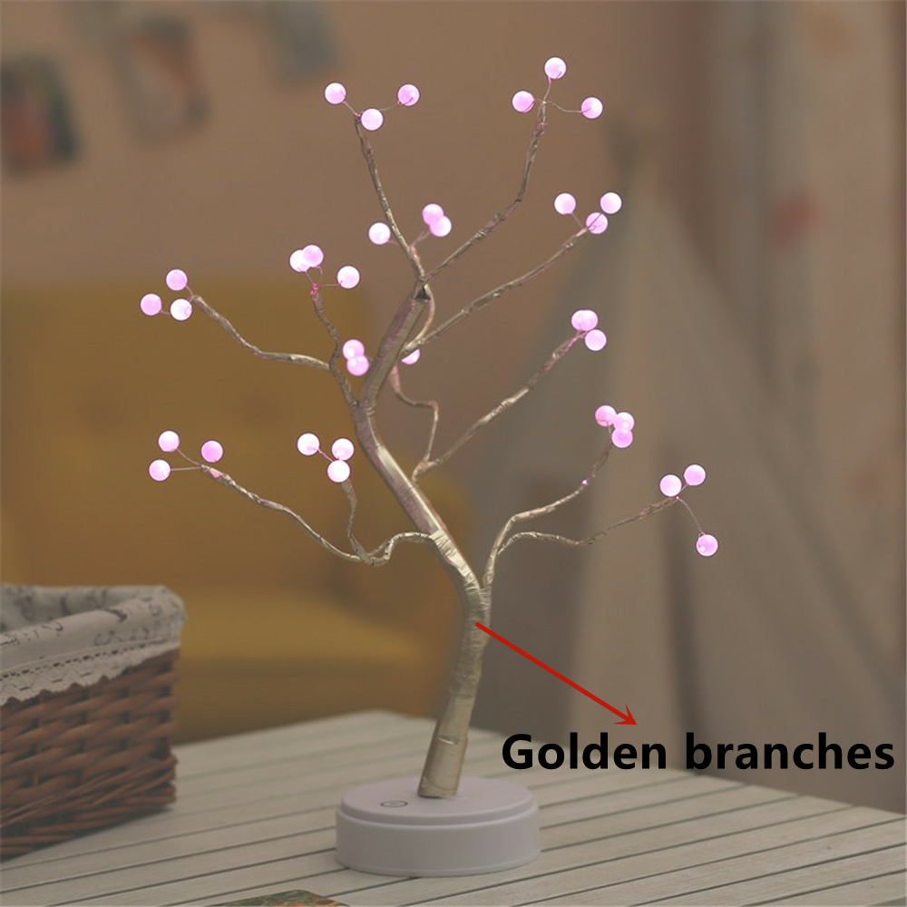 36leds Pearl pink