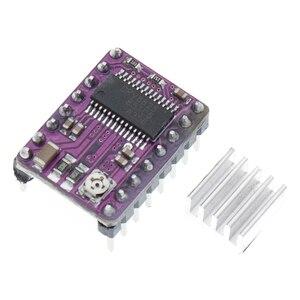 Image 4 - 50 قطعة طابعة ثلاثية الأبعاد StepStick DRV8825 محرك متدرج محرك الناقل Reprap 4 layer PCB المنحدرات