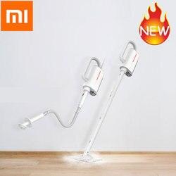 Xiaomi Deerma vaporizador de vapor aspiradora multifunción Limpieza de vacío para el hogar 5 accesorios de eliminación de molde de Xiaomi Youpin