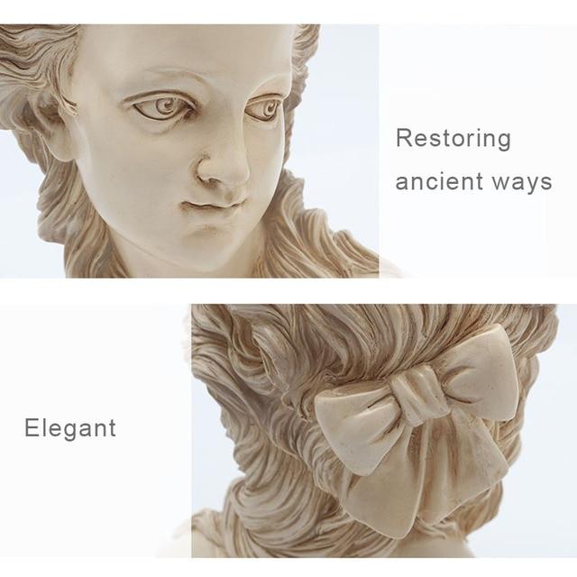 Купить цветочный горшок для суккулентов элегантная греческая богиня картинки цена