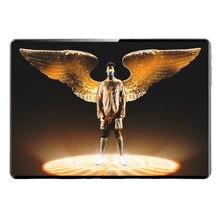 10.1 polegadas tabuletas octa núcleo 4g telefone chamada 6gb/128gb wifi bluetooth 4.0 sim duplo câmera google sistema 9.0 2.5d aço tablet pc