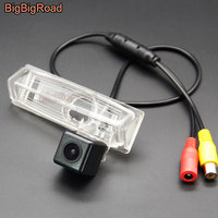 BigBigRoad Wireless Vehicle Rear View Backup Camera HD Color Image For Lexus RX300 RX330 RX350 RX400h ES300 ES330 HS250h HS 250h