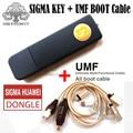 Новейший 100% оригинальный ключ Sigma для ключей  ключ для ремонта flash  Разблокировка +( UMF)  кабель для непрерывной загрузки