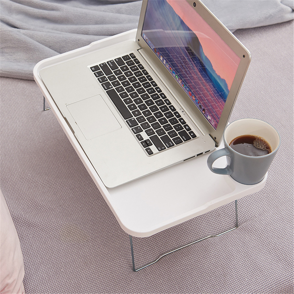 Multi Functional Ergonomic Mobile Laptop Table Stand for Bed Portable Sofa Laptop Table Foldable Notebook Desk Lazy Table Z0826