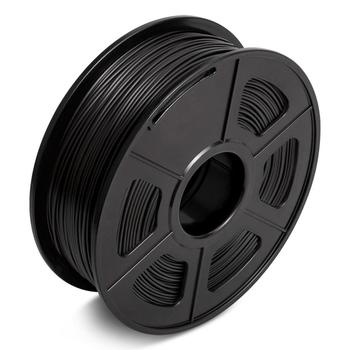 1KG 1 75mm PLA Filament 3D pakowanie próżniowe różne kolory do drukarek 3D FDM plastikowe włókna do drukowania tanie i dobre opinie 3D Warhorse Stałe 320 metrów Rainbow Filament Colorful 16 Colors 190-220 degree Enclosed or semi-enclosed space Low Shrinkage bright color degradable