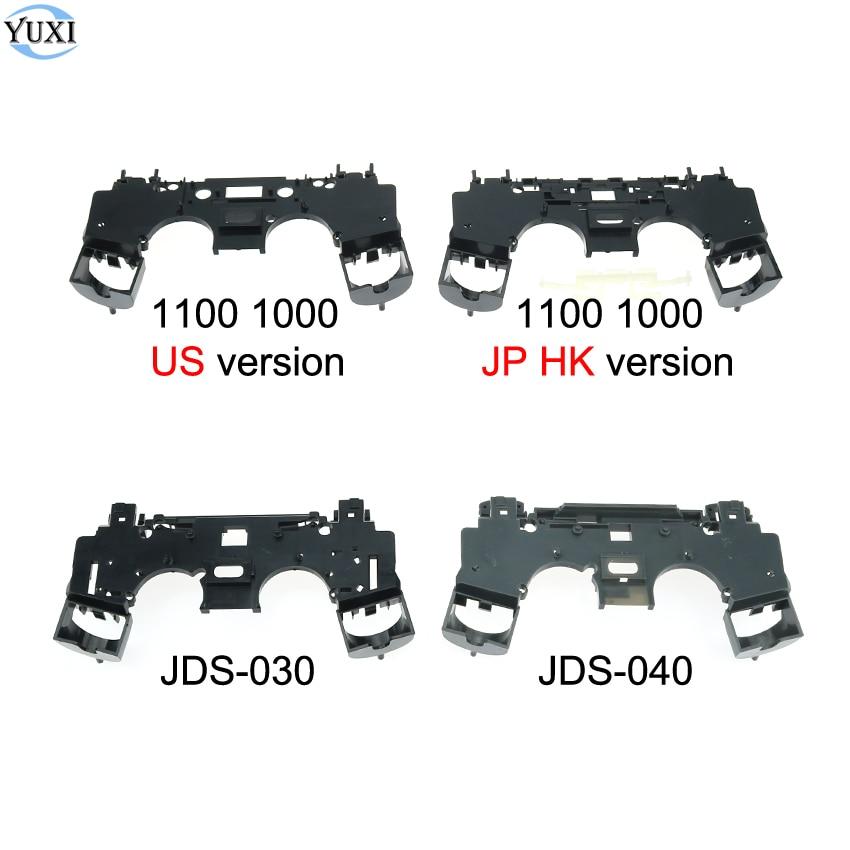 YuXi R1 L1 Key Holder Support Inner Internal Frame Stand For Sony PS4 Pro Slim Controller 1000 1100 1200 JDS 030 040